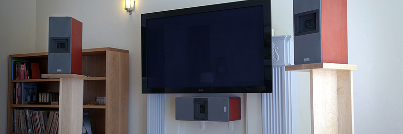 LipinskiSound.com - L-707's in Surround Home Environment, Beverly Hills