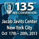 Free Exhibits Plus Badge to AES New York 2013.